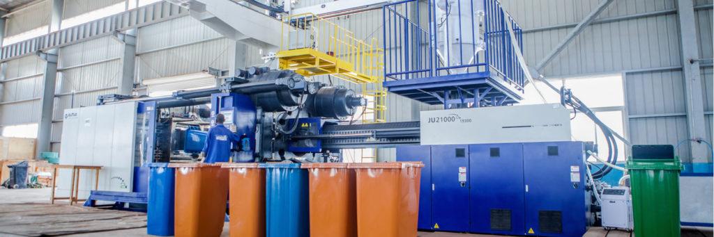 Zoomlion Hi-tech recycling plant