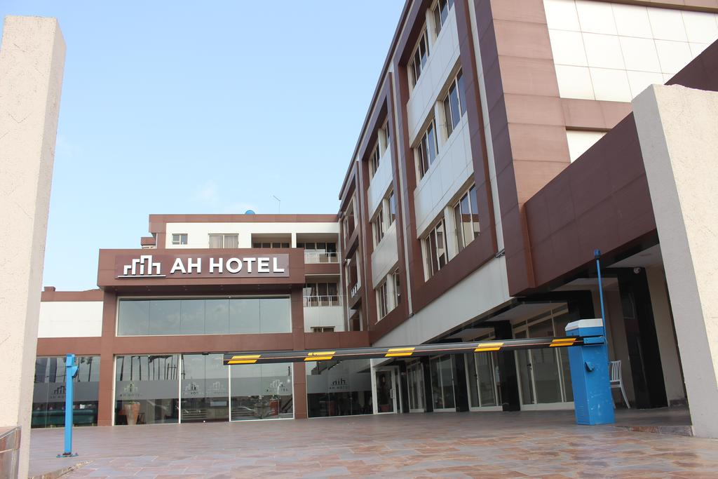 ah hotel josponng Jospong Group